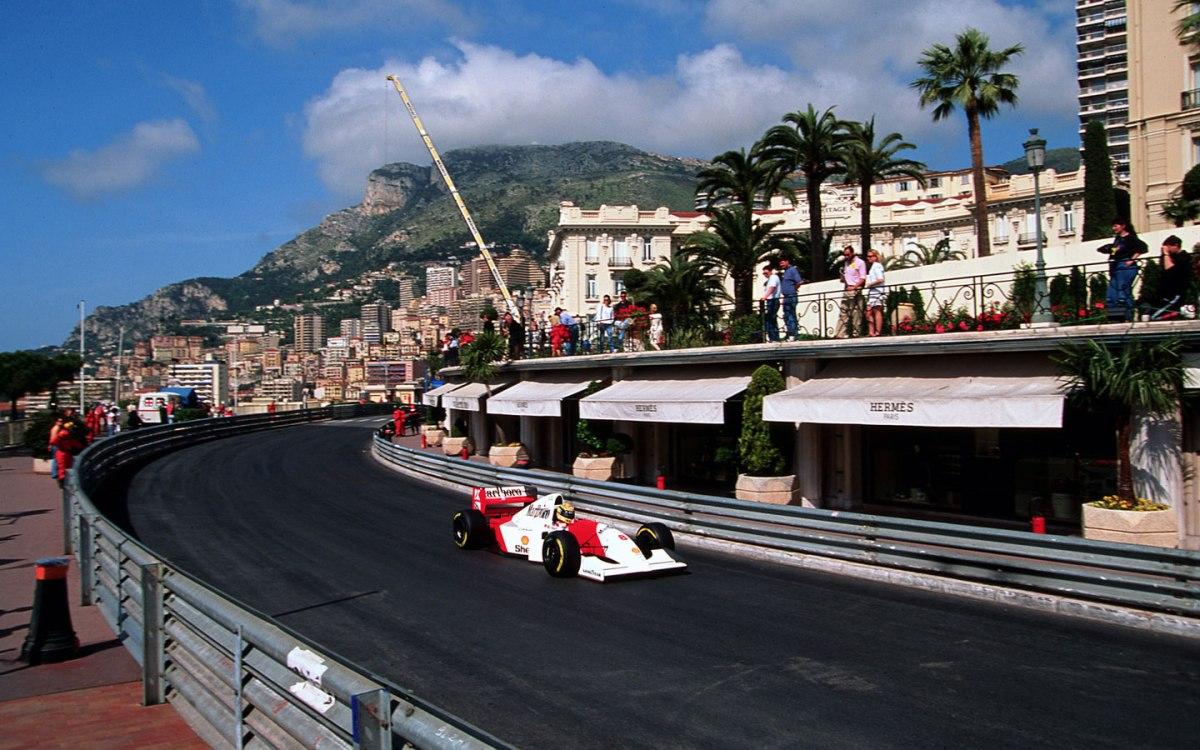 Monaco GP - The Worlds Ugliest Supermodel?