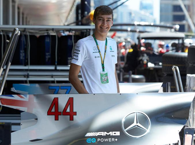 2017 Azerbaijan Grand Prix, Saturday - Steve Etherington