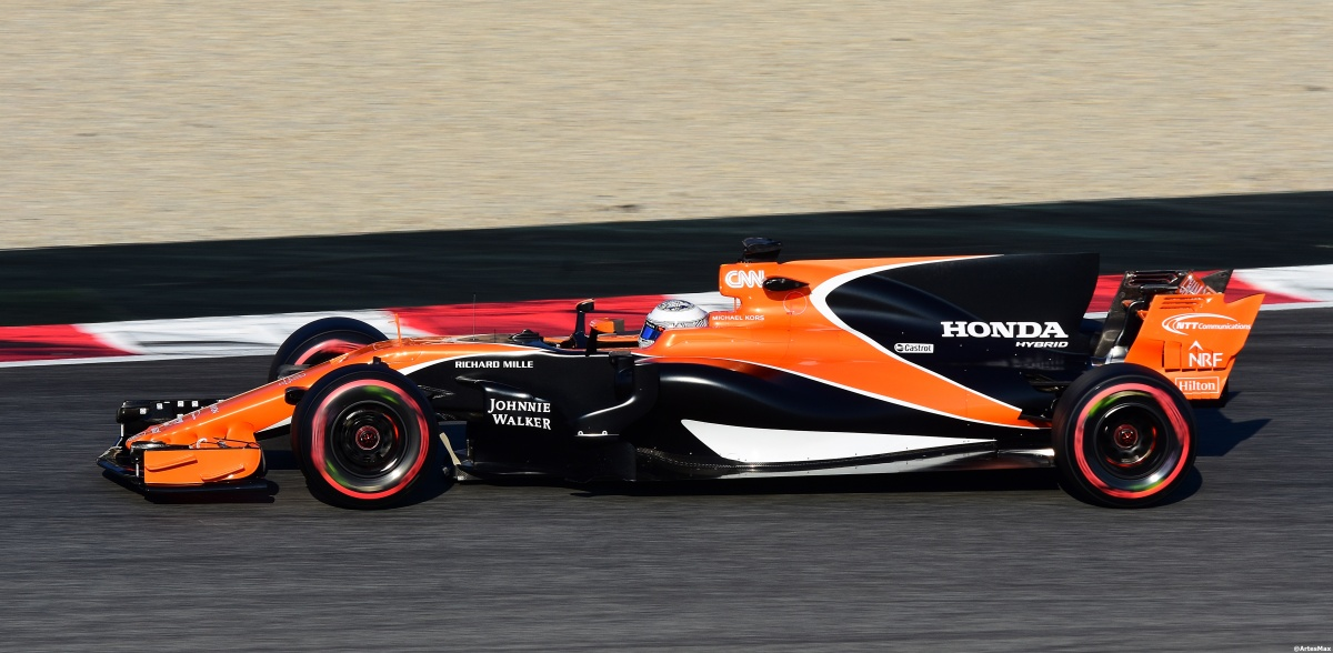 Lando Norris McLaren Future IS Planned
